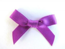 Purple Ribbon Bows - Pkt 50
